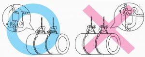 ボルトの回転防止